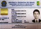 Cartão que pode ser lido com celular é novo documento de pescador no Brasil - Divulgação