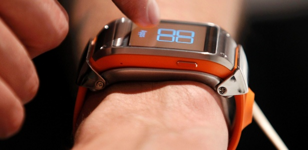 Galaxy Gear, smartwatch da Samsung