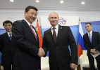 Evento definidor do século 21 pode ser a convergência entre China e Rússia - Alexander Nemenov/AFP