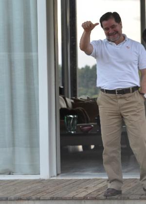 Estado de saúde do ex-senador boliviano é instável e grave, segundo hospital