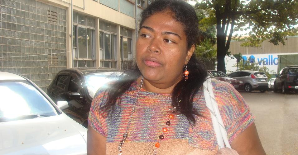 A médica colombiana Fanny Viviana, 36, que disse ter gostado de churrasco e caipirinha, faz parte do Programa Mais Médicos em MG