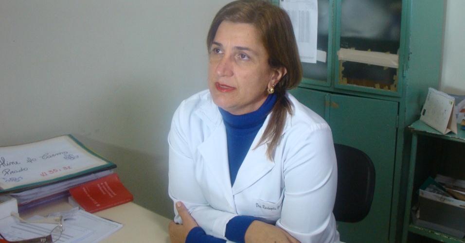 a médica paulista Rosângela dos Santos, inscrita no Mais Médicos, disse que o principal desafio no novo local de trabalho será suprir as expectativas dos moradores de Contagem (MG)