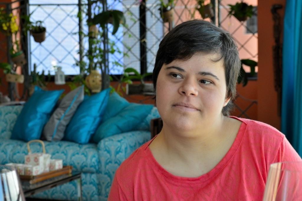 Professora com síndrome de Down lança livro no RN - 08/09/2013 ...