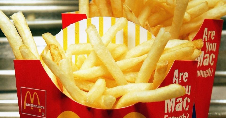 Batata frita, McDonad's