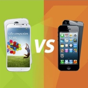 Galaxy S4 x iPhone 5s: compare os smartphones 'top'