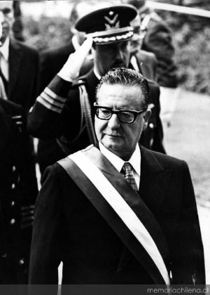 Fundación Salvador Allende/Reprodução Memoria Chilena