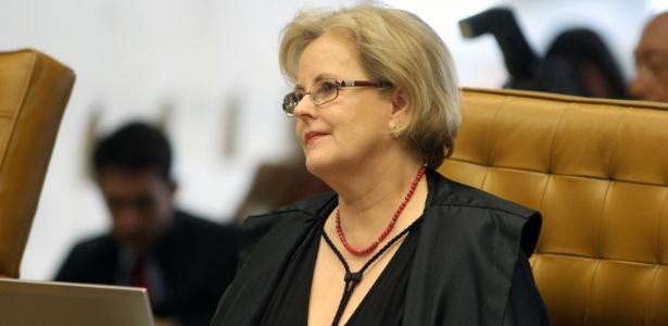 12.set.2013 - A ministra do STF (Supremo tribunal Federal) Rosa Weber - Roberto Jayme/UOL