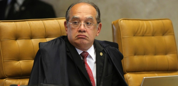 O ministro Gilmar Mendes, do STF (Supremo Tribunal Federal)