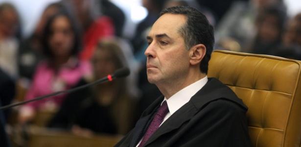 O ministro do STF Luís Roberto Barroso