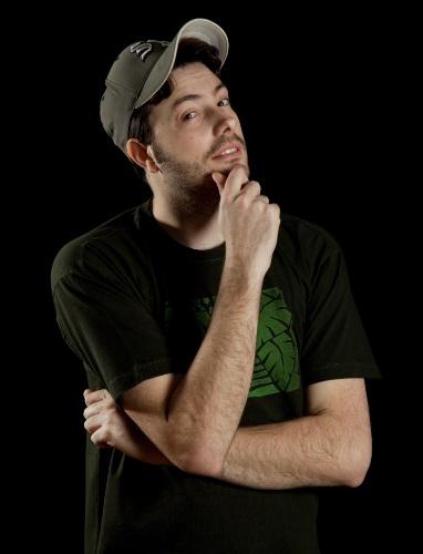 Danilo Gentili, apresentador do