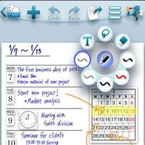 Aplicativos permitem escrever à mão livre na tela do smartphone