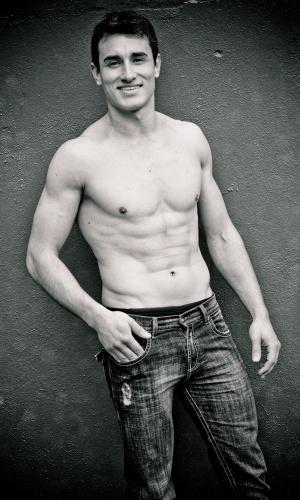Encantado - Marcos Siqueira (25 anos, 1,82m)