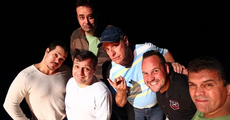 Grupo de humor Café com Bobagem