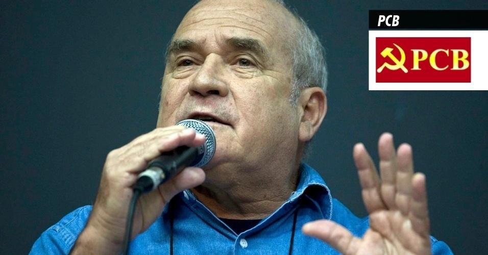 PCB (Partido Comunista Brasileiro) - O secretário-geral do PCB é Ivan Pinheiro, que foi candidato à Presidência da República em 2010. O partido tem suas origens no antigo Partido Comunista - Seção Brasileira da Internacional Comunista, criado em 1922. Recebeu registro definitivo no TSE (Tribunal Superior Eleitoral) em maio de 1996. Em 2012, angariou R$ 661 mil do Fundo Partidário