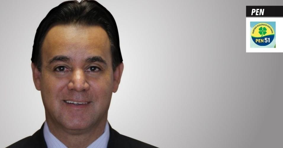 18.set.2013 - PEN (Partido Ecológico Nacional) - O deputado estadual Adilson Barroso (SP) é o presidente nacional da legenda. Foi o último partido a receber registro definitivo do TSE (Tribunal Superior Eleitoral), em 19 de junho do ano passado. Obteve R$ 281 mil do Fundo Partidário, em 2012