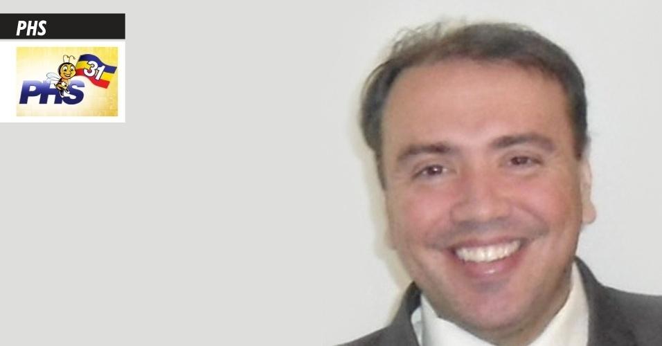 PHS (Partido Humanista da Solidariedade) - Eduardo Machado é o atual presidente nacional da legenda, que obteve registro definitivo no TSE (Tribunal Superior Eleitoral) em março de 1997, quando ainda se chamava PSN (Partido Solidarista Nacional). Foi fundado pelo carioca Phillipe Guedon, que havia sido membro do PSC, se baseando nos ideiais de solidariedade e na moral cristã. No ano passado, recebeu R$ 2,6 milhões do Fundo Partidário