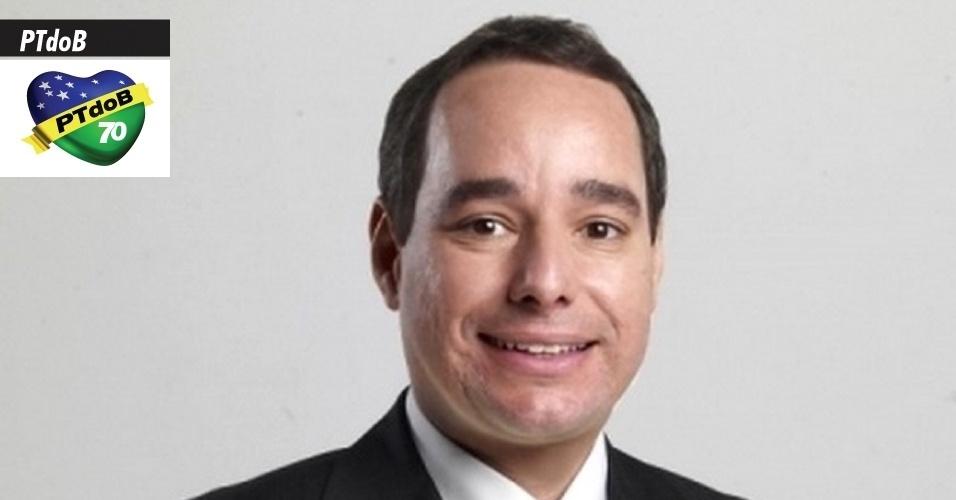 18.set.2013 - PTdoB (Partido Trabalhista do Brasil) - O deputado federal Luís Henrique de Oliveira Resende (MG), conhecido como Luis Tibé, é o presidente nacional da legenda, que foi fundada por políticos dissidentes do PTB. Recebeu registro definitivo no TSE (Tribunal Superior Eleitoral) em outubro de 1994. No ano passado, recebeu R$ 2,1 milhão do Fundo Partidário