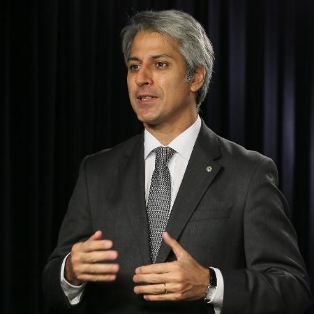 O deputado federal Alessandro Molon - Sérgio Lima/Folhapress