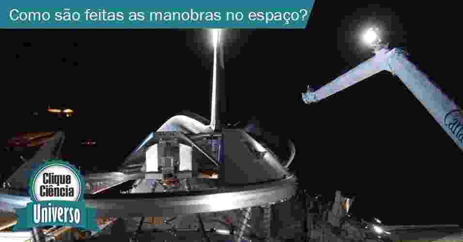 Como é feita a baliza espacial? - Nasa/UOL