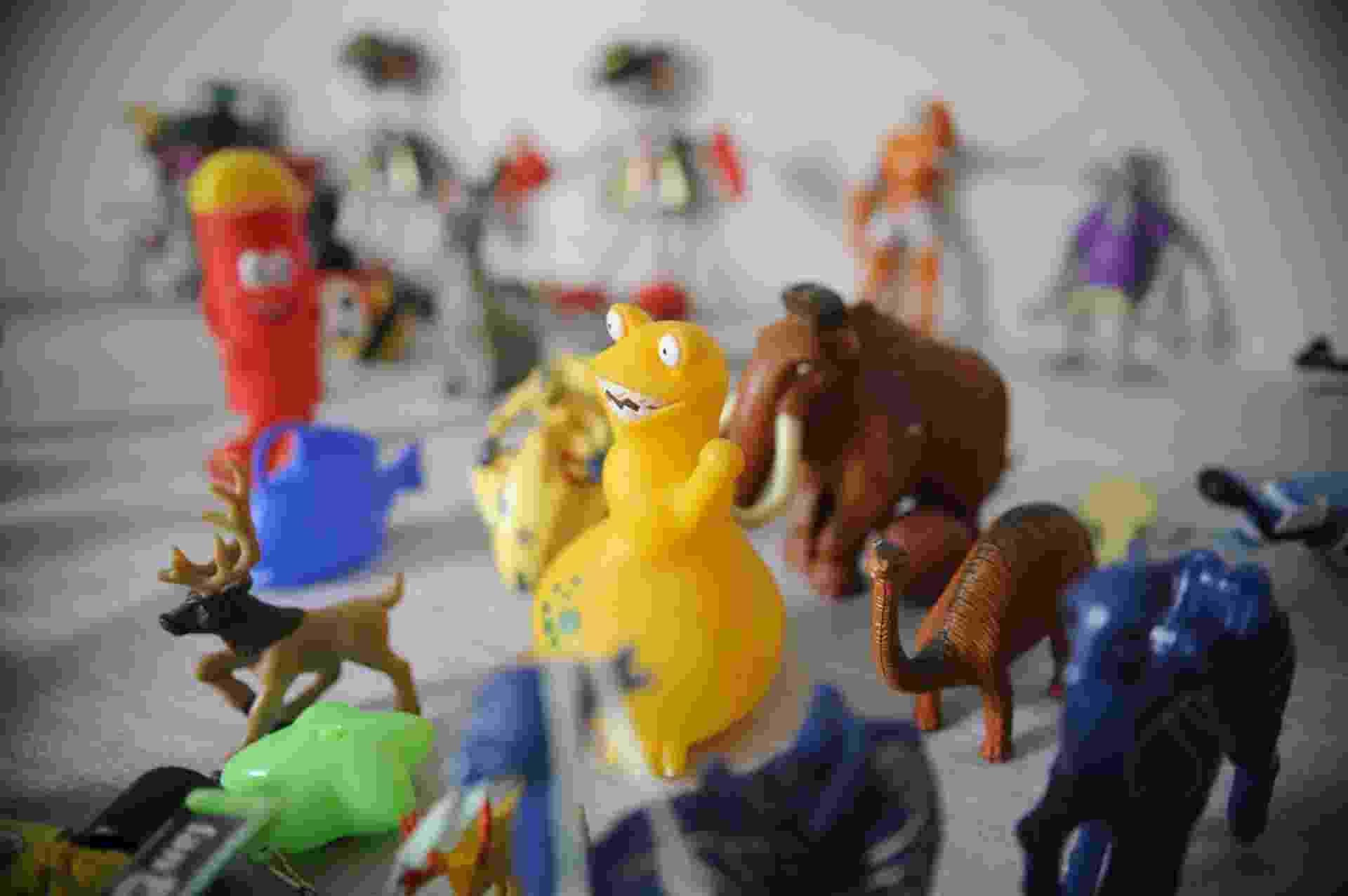 22.set.2013 - Brinquedos dispostos no centro de convivência do Nepad (Núcleo de Estudos e Pesquisas em Atenção ao Uso de Drogas) da Uerj (Universidade do Estado do Rio de Janeiro). Uma pesquisa da Fundação Oswaldo Cruz (Fiocruz), divulgada na quinta-feira (19), aponta que cerca de 10% das mulheres usuárias de crack relataram aos entrevistadores estar grávidas e mais da metade já havia engravidado ao menos uma vez depois que começaram a usar a droga - Fernando Frazão/Agência Brasil