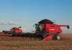Venda de máquinas agrícolas até março cai 21% em relação ao período em 2013 - Divulgação/Case