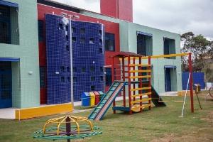 Primeira escola infantil concluída por PPP na capital mineira
