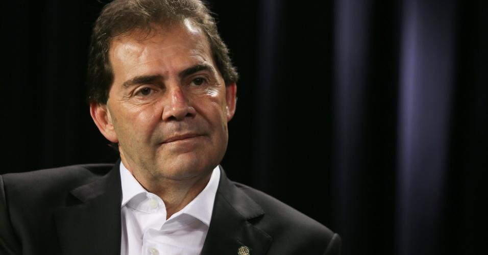 Deputado federal concedeu entrevista ao UOL e à Folha em 25 de setembro de 2013. A gravação ocorreu no estúdio do Grupo Folha em Brasília.