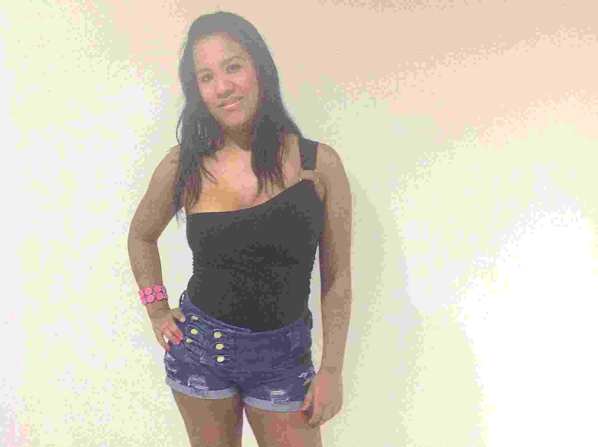 27.set.2013 - Candidata do Miss Prostituta em Minas Gerais - Carlos Eduardo Cherem/UOL