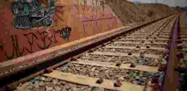 ferrovia - Ueslei Marcelino/Reuters - Ueslei Marcelino/Reuters