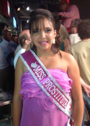 Marcelina Gomes Teixeira, 18, de Entre Rios de Minas