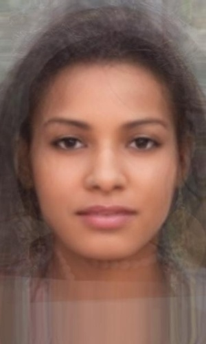 163bad8cb Fotos: Cientista artista cria rosto típico de diversas ...