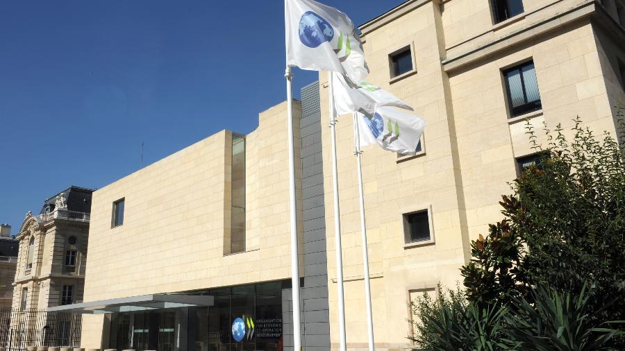 Sede da OCDE - Reprodução/Flickr OCDE