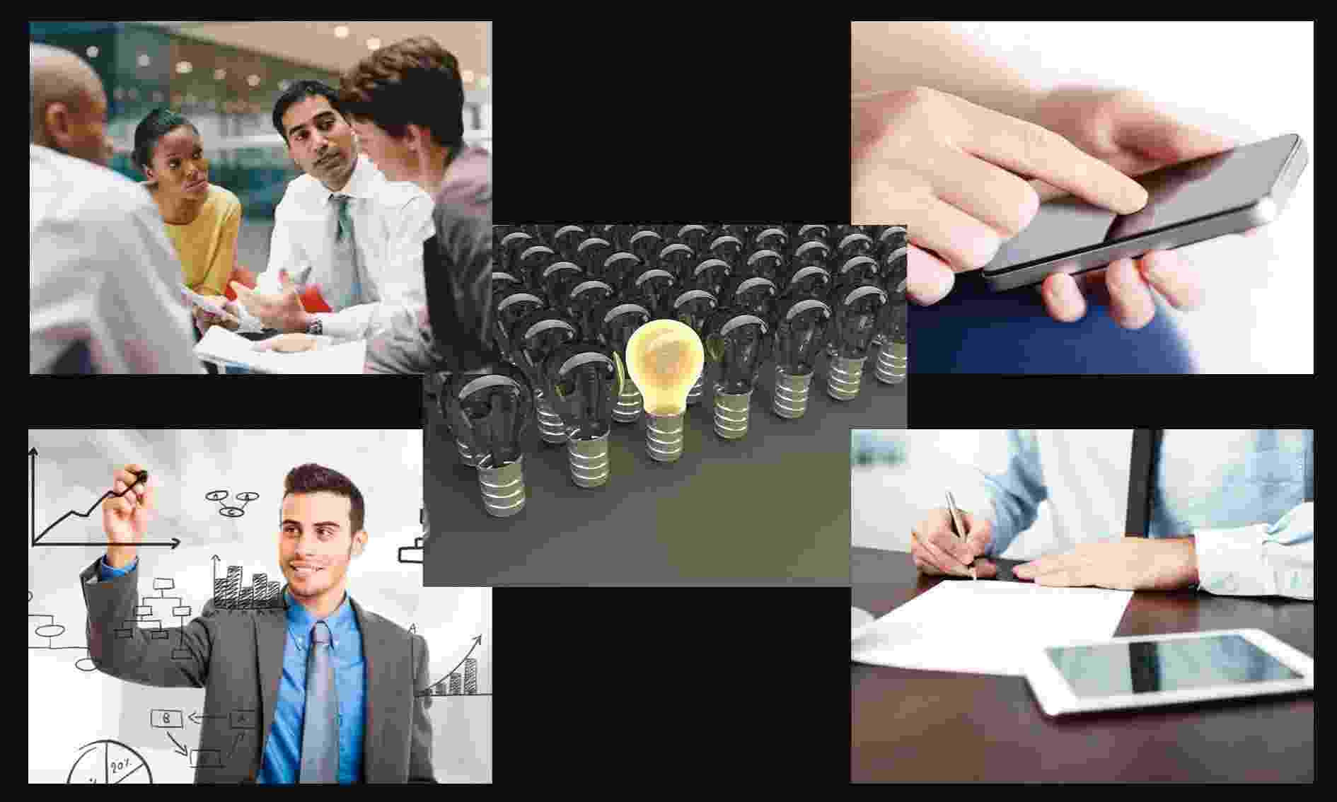 Empreendedorismo; dicas para ser fornecedor de grandes empresas - Arte/UOL