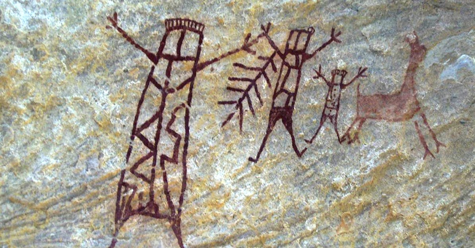2.out.2013 - As escavações chefiadas por Niede Guidon resultaram nos 737 sítios arqueológicos catalogados no parque de 100 mil hectares no meio do sertão do Piauí