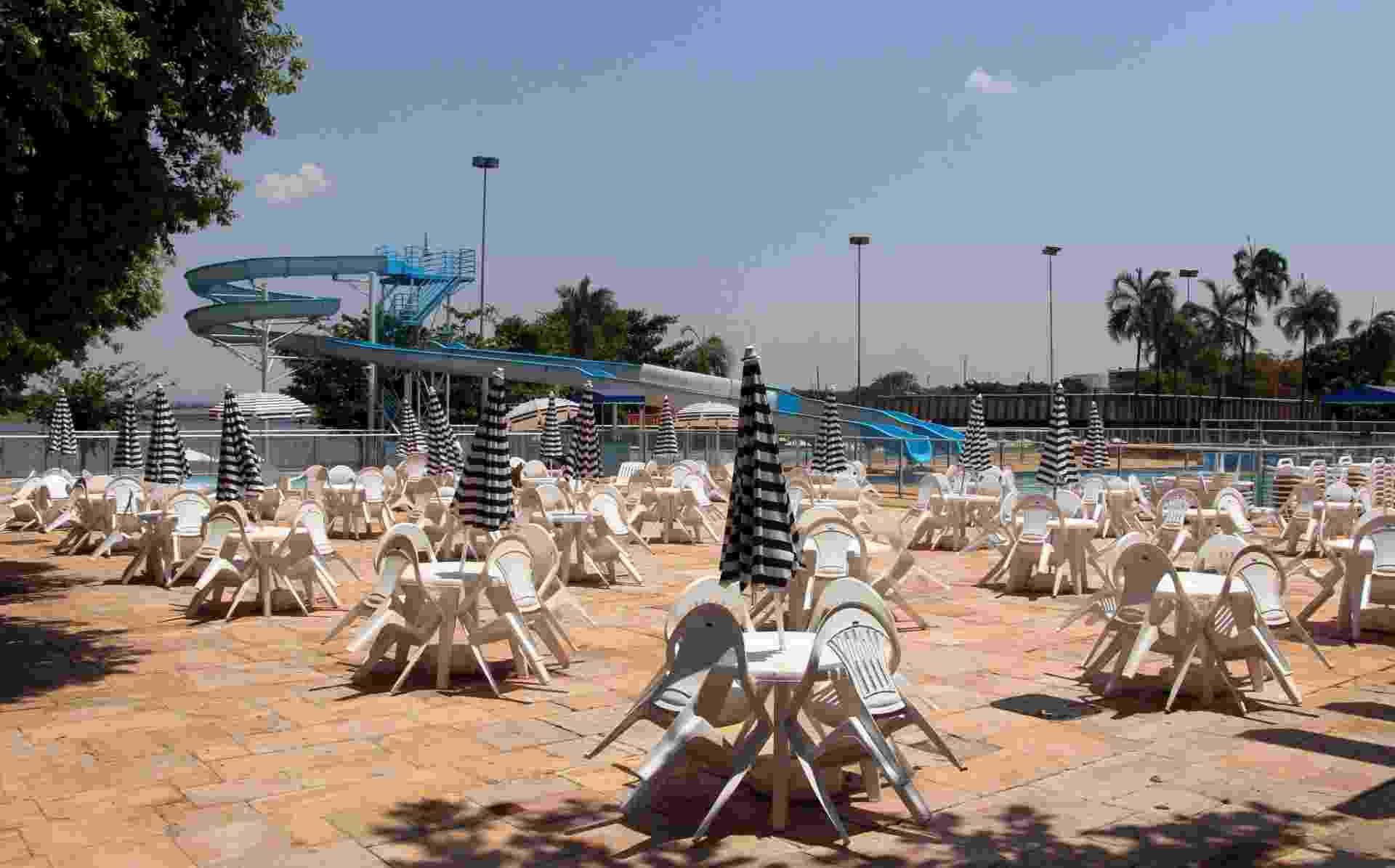 Clube da Asbac (Associação dos Servidores do Banco Central de Brasília) - Kleyton Amorim/UOL