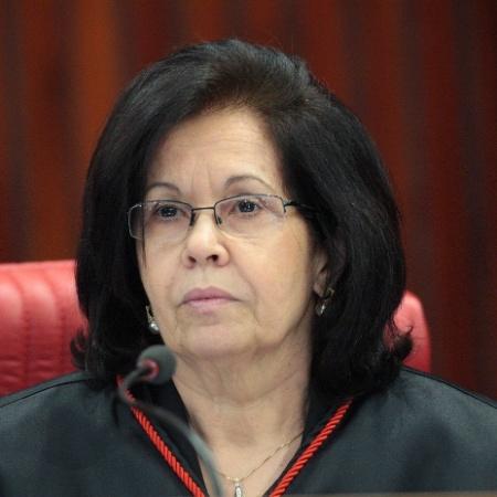 3.out.2013 - Ministra Laurita Vaz (foto) destacou que a substância psicoativa encontrada na planta não existe na semente - Foto:Nelson Jr./ASICS/TSE
