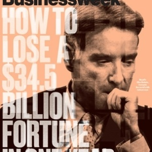 """Capa da """"Bloomberg Businessweek"""" com Eike Batista - Reprodução"""
