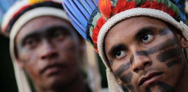 Índios criticam portaria que trata do processo de demarcação de terras indígenas