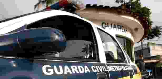 Por lei, as guardas municipais têm a função prioritária de fazer a proteção municipal preventiva - Apu Gomes/Folha Imagem - Apu Gomes/Folha Imagem