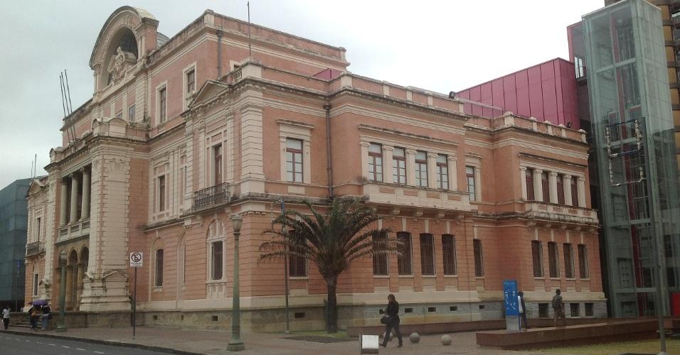 Museu das Minas e do Metal, na Praça da Liberdade, em Belo Horizonte