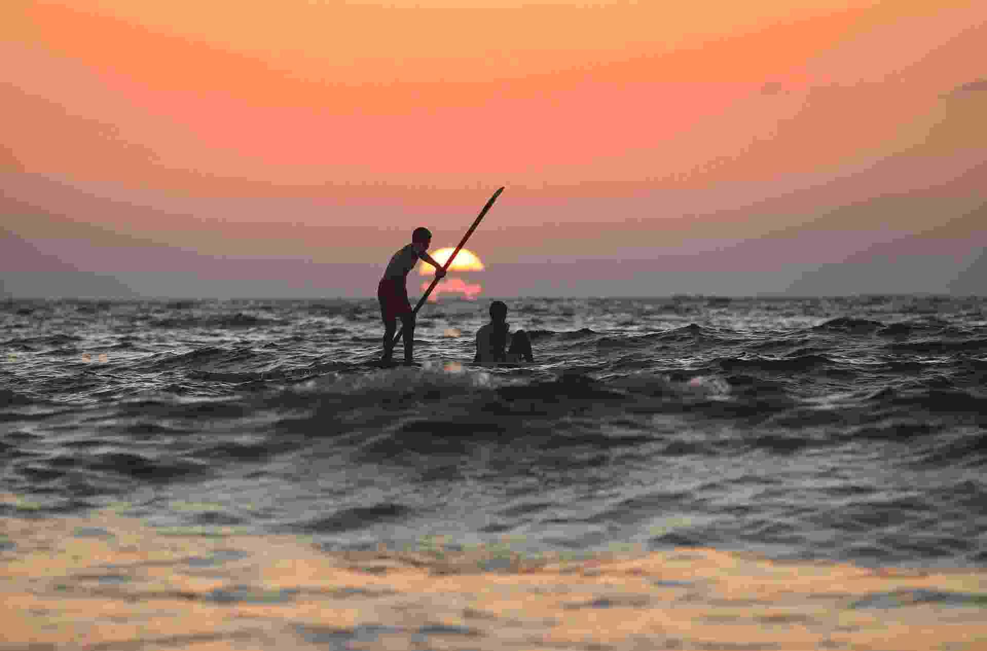 9.out.2013 - A concentração de oxigênio dos oceanos deve cair entre 1% e 7% antes do fim do século, aponta relatório do Programa Internacional sobre o Estado dos Oceanos feito em parceria com a União Internacional para a Conservação da Natureza - Mohammed Salem/Reuters
