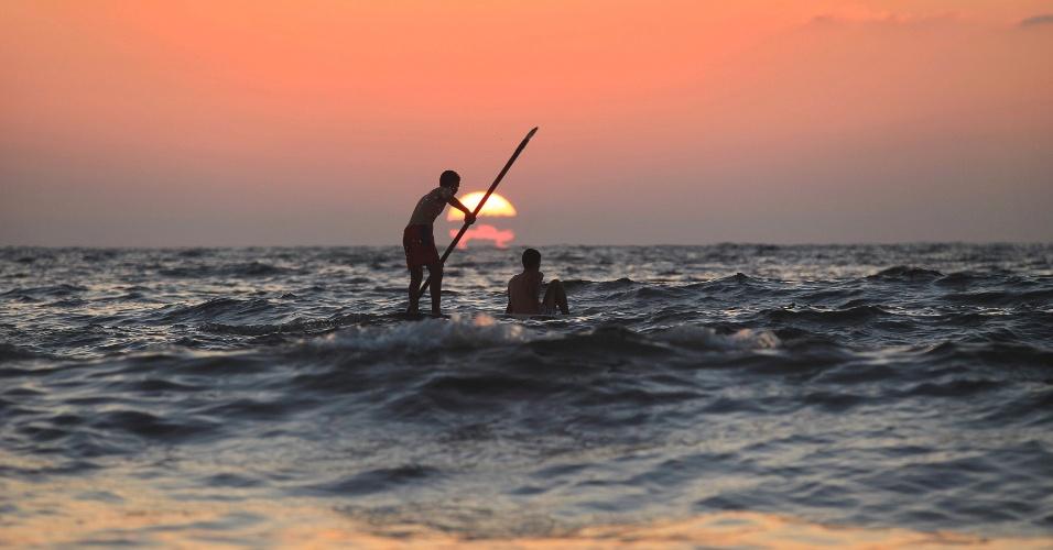 9.out.2013 - A concentração de oxigênio dos oceanos deve cair entre 1% e 7% antes do fim do século, aponta relatório do Programa Internacional sobre o Estado dos Oceanos feito em parceria com a União Internacional para a Conservação da Natureza