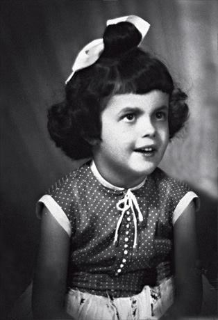 Dilma Rousseff criança