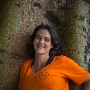 9º Prêmio Empreendedor Social - Sylvia Guimarães, 34, historiadora, da Vaga Lume
