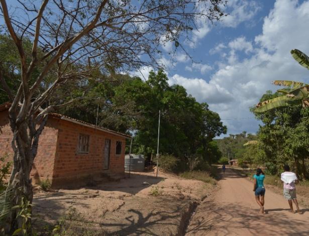 No Maranhão estão mais de um quarto das cerca de 2 mil escolas em área remanescente de quilombos do país. Segundo o Inep, no Estado existem 574 centros de ensino. Na região de Codó, estão 13 comunidades quilombolas - Marcello Casal Jr./Agência Brasil