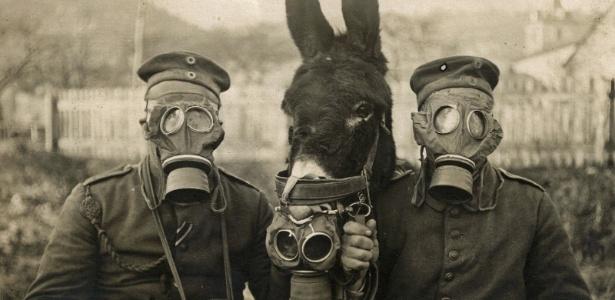 Além da Síria: conheça armas químicas e biológicas já usadas em ...