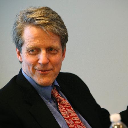 Robert Shiller, um dos ganhadores do prêmio Nobel de Economia de 2013 - Brendan McDermid/Reuters