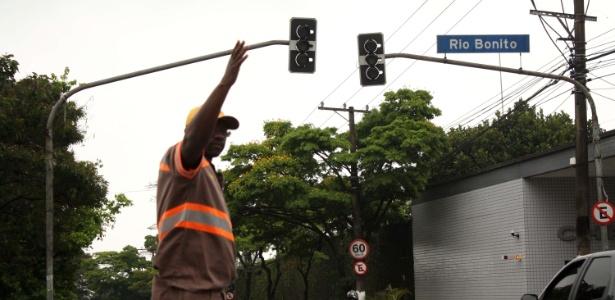 A capital paulista enfrentou uma série de problemas com semáforos ao longo de 2017