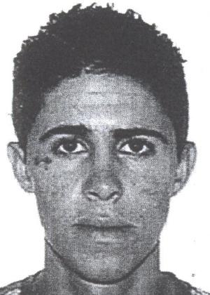 16.out.2013 - Alex da Silva, 27, é procurado por roubo