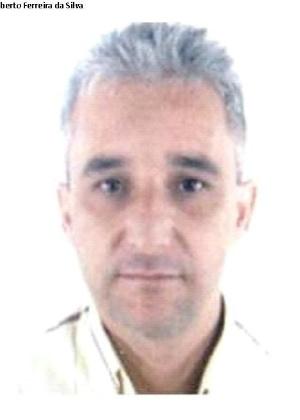 16.out.2013 - Gilberto Ferreira da Silva, 42, é procurado por tráfico internacional e conspiração para venda de drogas